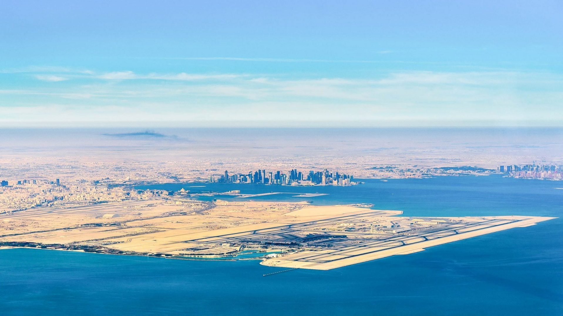 Hamad International Airport - Airside Capacity Assessment - shutterstock_1030271686