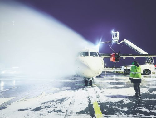 Oslo Airport - WInter Operations