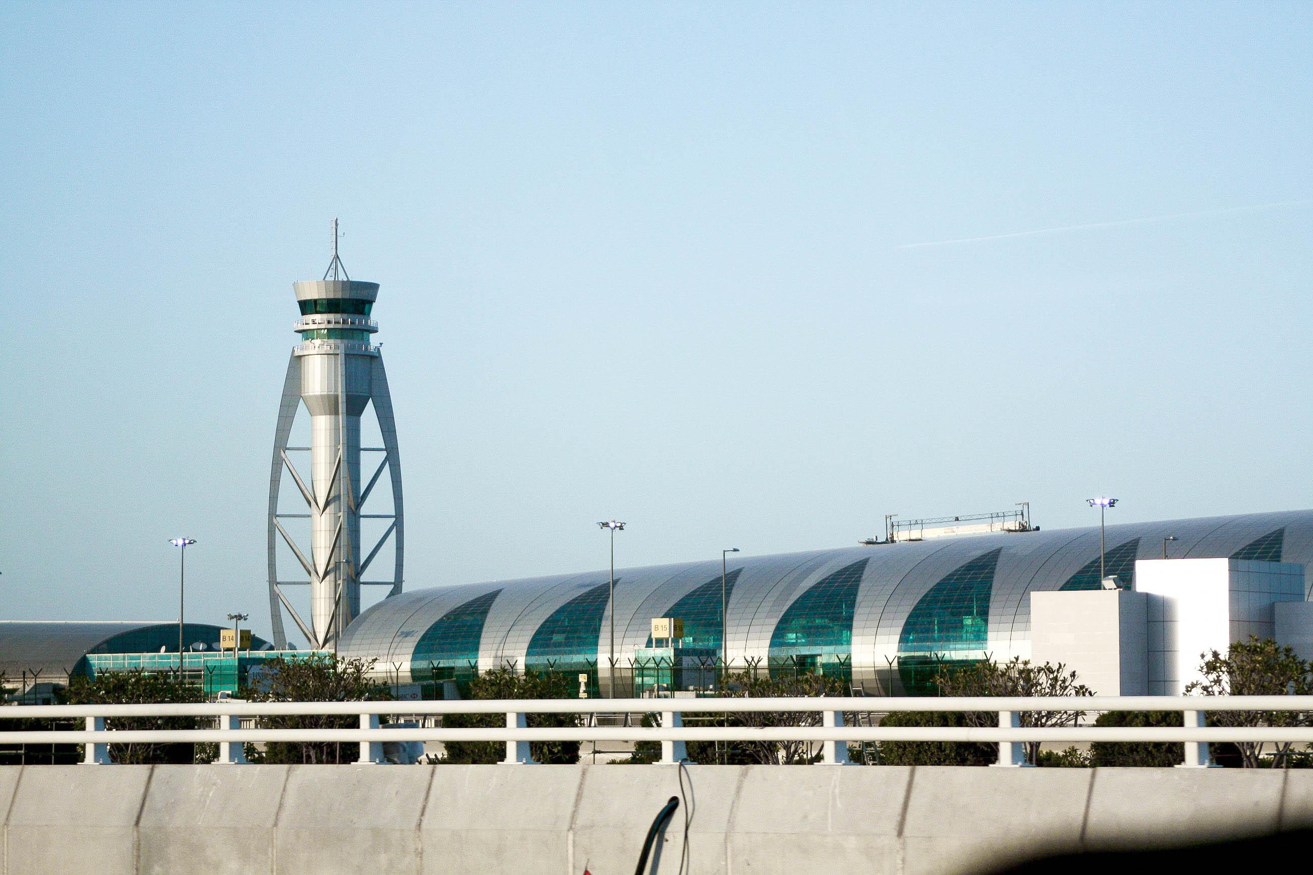Dubai International Airport - Level of Service Assessment