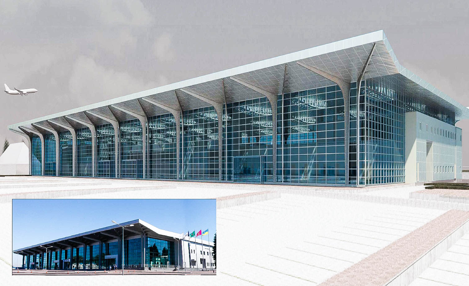 Kharkiv Airport - Low Cost High Quality Terminal