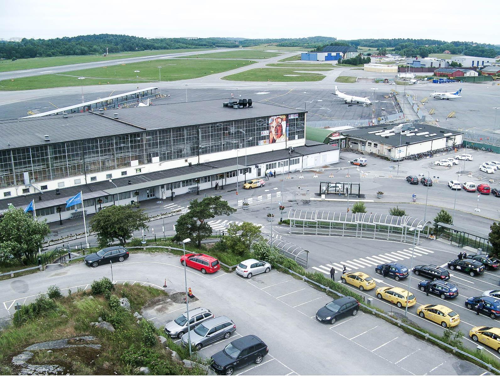 Stockholm Bromma Airport - Airport Development Planning