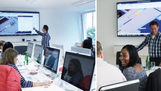 CAST Simulation Training Sessions