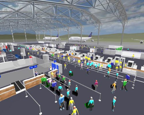 CAST Terminal Check-In