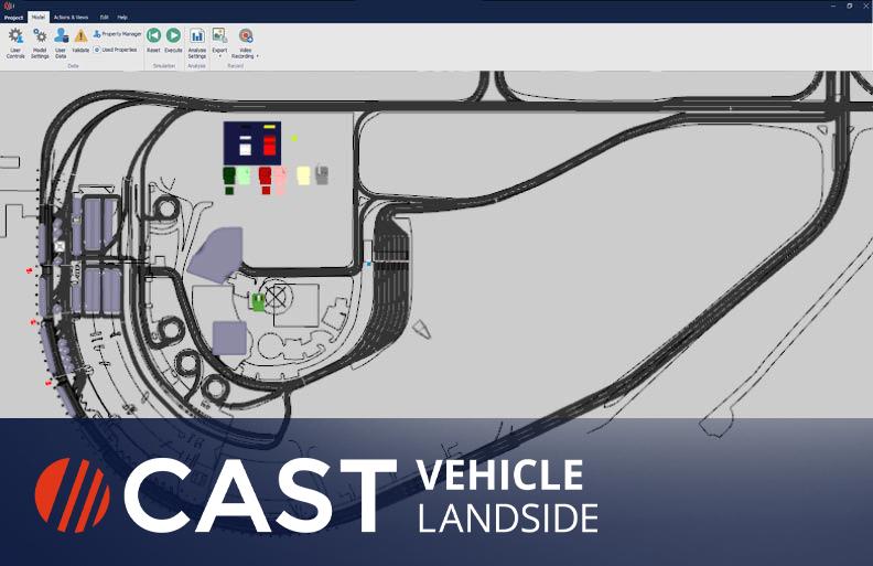 CAST Vehicle Landside - ARC