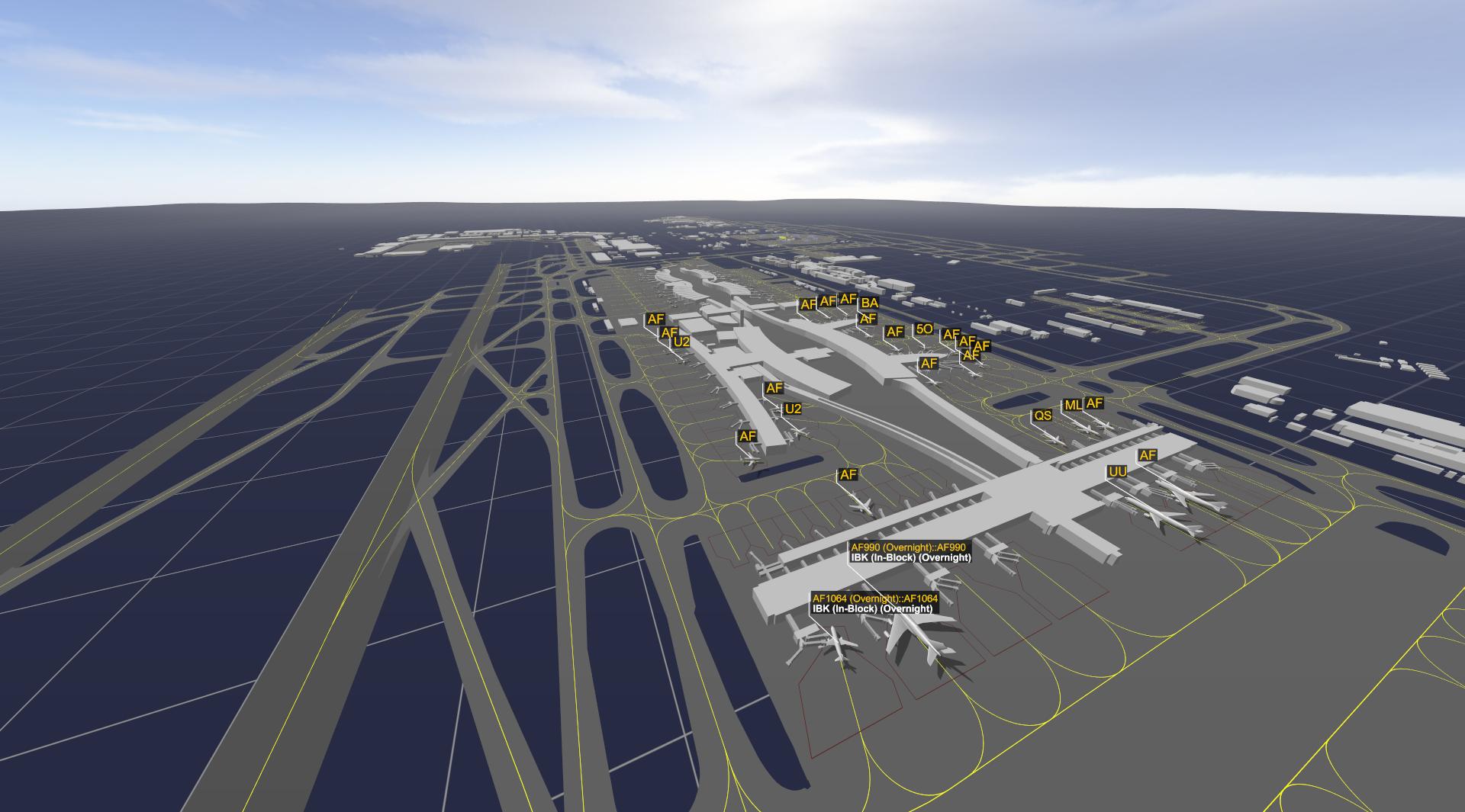 Airside Simulation