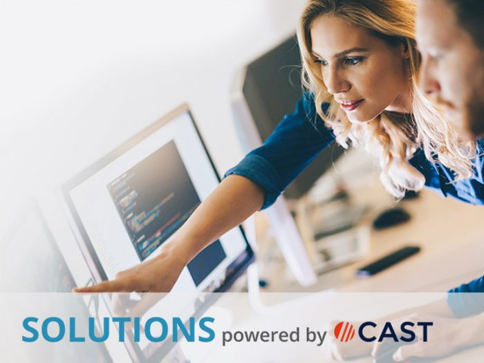 Solutions powered by CAST