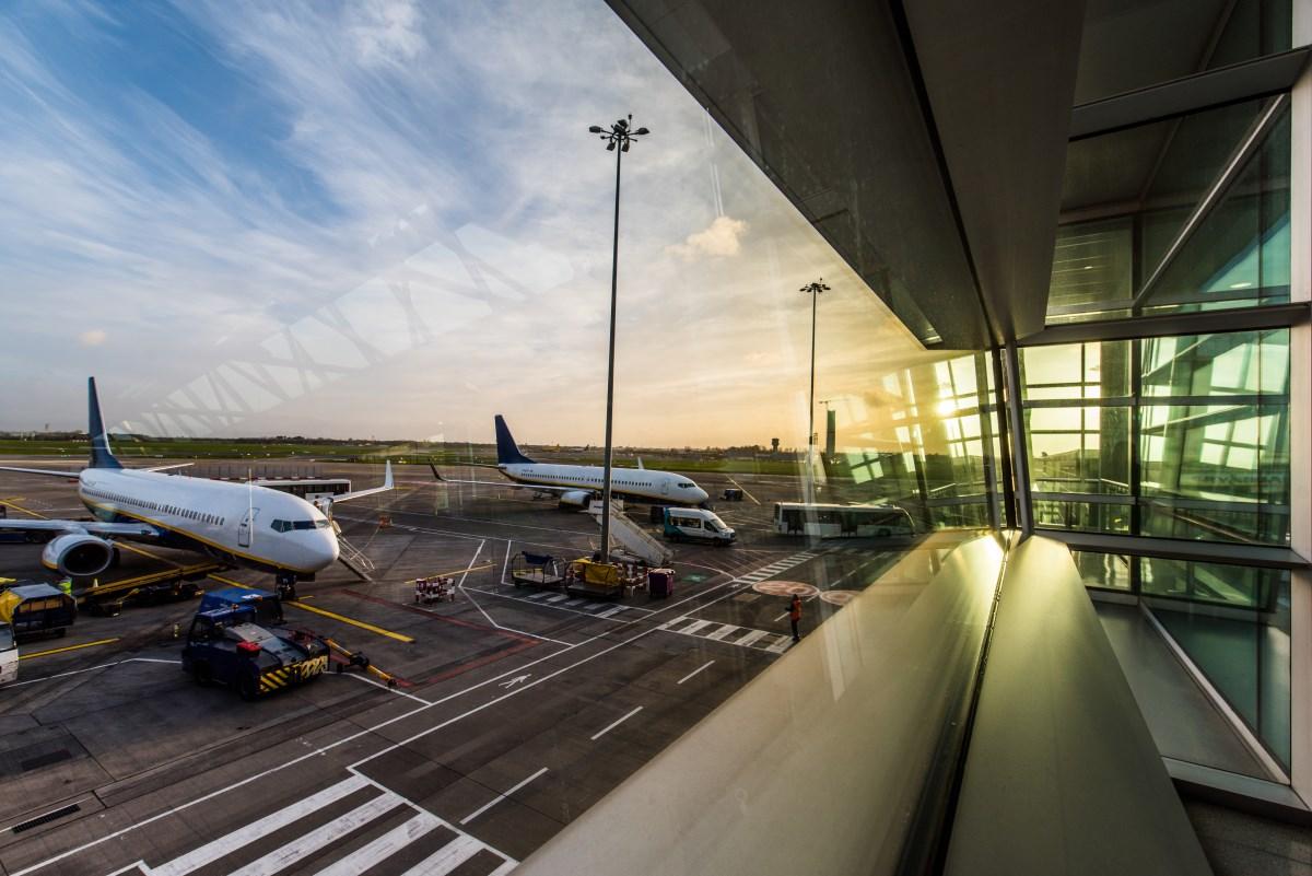 Aircraft Stands
