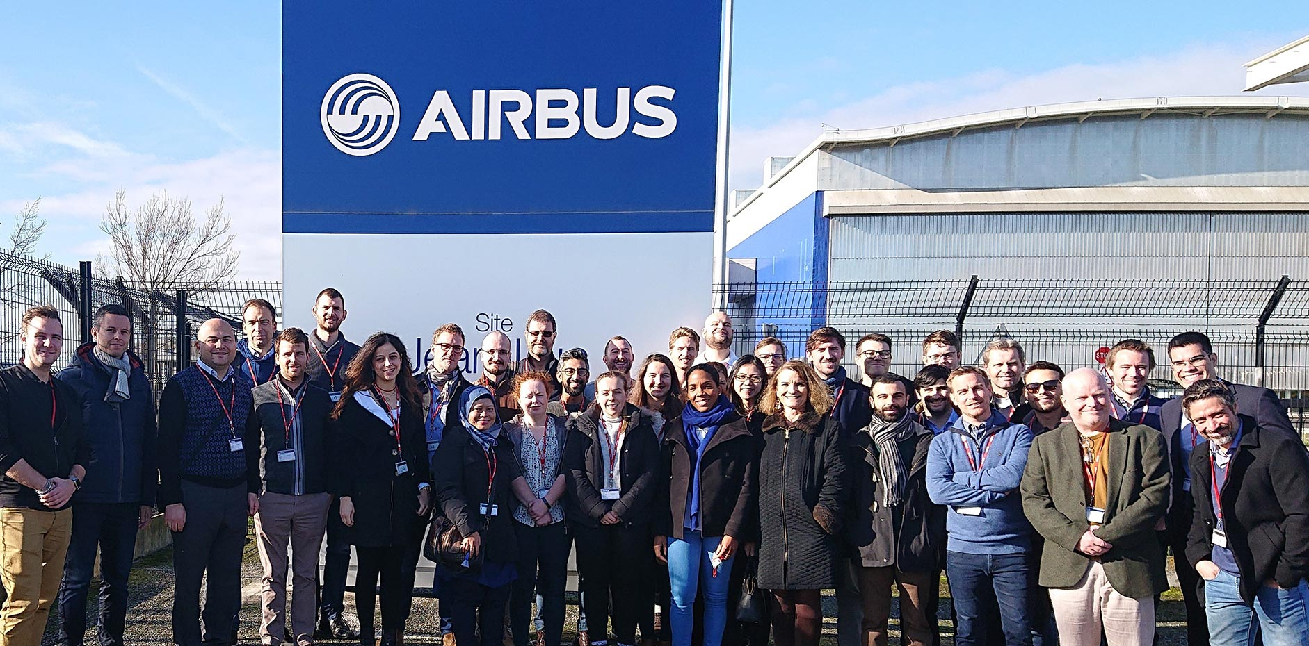CAST User Conference at Airbus