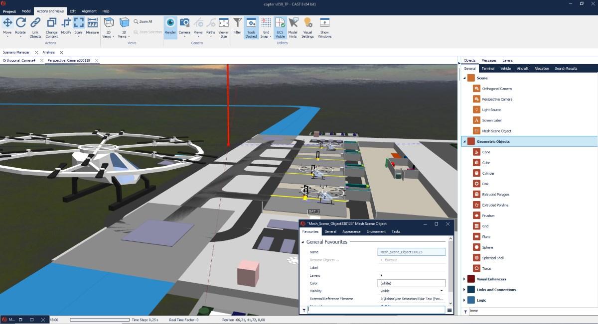 Drone Simulation